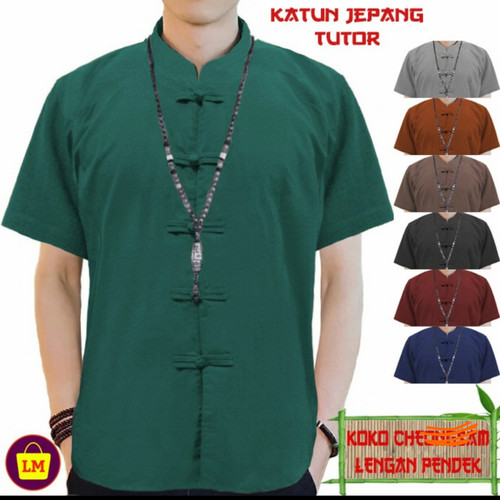 Foto Produk baju china/baju tionghoa/baju kungfu/baju koko chinese/imlek dari Barang serba murah.