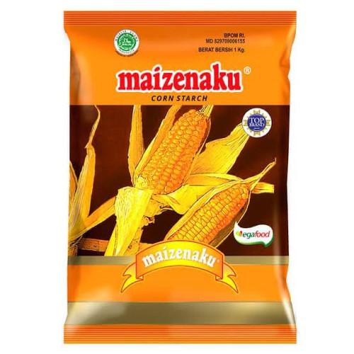 Foto Produk Tepung Maizena Corn Starch MAIZENAKU 1 kilo / 1kg / 1 Kg dari murahmeriahkan