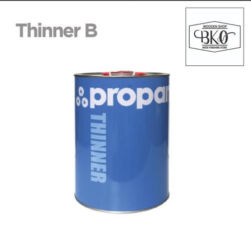Foto Produk PROPAN THINNER B 0.8ltr dari BKO Wooden shop