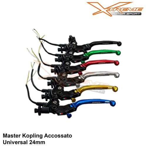 Foto Produk Master Kopling Accosato 24 ( Universal MotorSport ) dari Xtreme Motor Sport