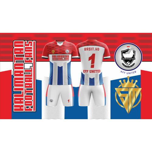 Foto Produk [BISA SATUAN] Jersey Futsal Full Printing Custom dari sukmi jersey