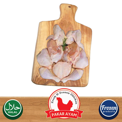 Foto Produk AYAM POTONG 9 ALA FRIED CHICKEN SIAP KIRIM JABODETABEK dari Pakar Ayam
