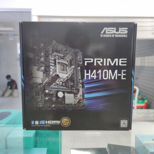 Foto Produk Asus PRIME H410M-E (1200) dari Cipta Mandiri Computer