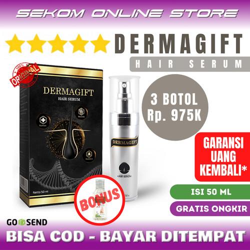 Foto Produk DERMAGIFT Serum Penumbuh Rambut Original 3 Box - Garansi Uang Kembali dari SEKOM ONLINE STORE