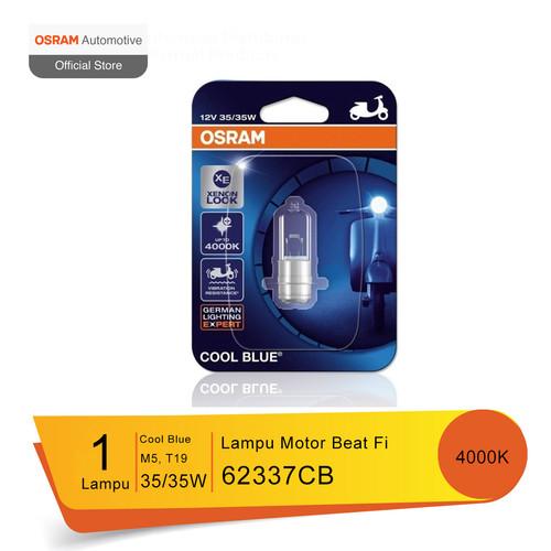 Foto Produk Osram Lampu Depan Motor Honda Beat Fi 2012-2014 - 62337CB - Cool Blue dari Osram Automotive