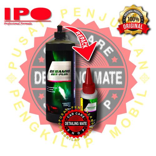 Foto Produk IPOtech Ceramic Cut Plus Repack 100ml dari Detailing Mate