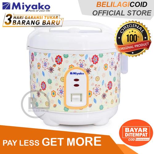 Foto Produk Miyako Magic Com MCM 609 / Rice Cooker MCM 609 - Yellow - [0.6L] dari BELILAGI.CO.ID