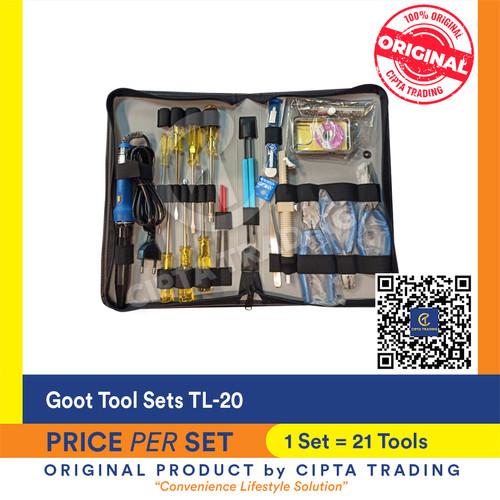 Foto Produk Goot Tool Sets TL-20 dari Cipta Trading