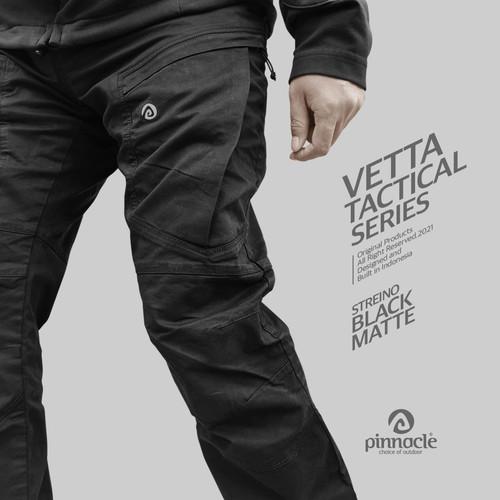 Foto Produk Pinnacle Vetta Tactical - Black - S dari Pinnacle Pro