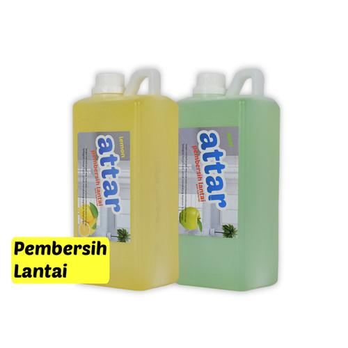 Foto Produk Sabun Pembersih Lantai ATTAR 1 Liter / Cairan Pel / Floor Cleaner dari Tasneem