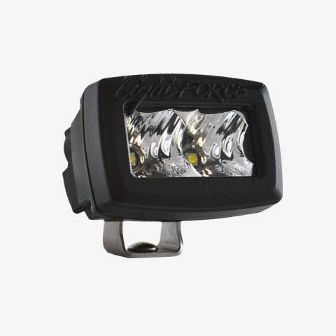 Foto Produk Lightforce ROK LED 20w Spot Beam 2 X 10W 5000K dari Banteng Mas
