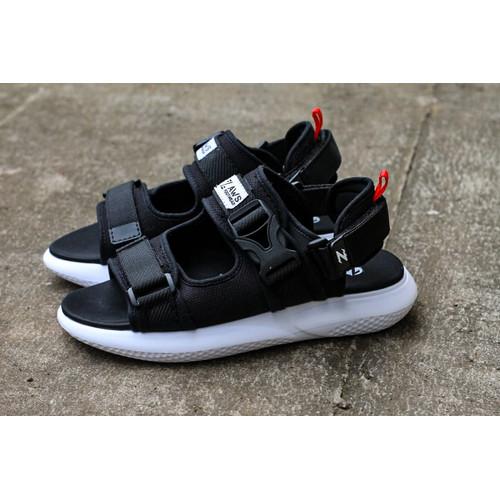 Foto Produk sandal traverling/ sandal pria/ sandal distro z awsfootwear - hitam traf 2, 39 dari zawsfootwear