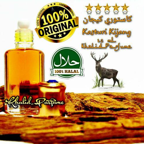 Foto Produk Minyak Kasturi Kijang Asli Arab Saudi dari Galeri_Alhaddad