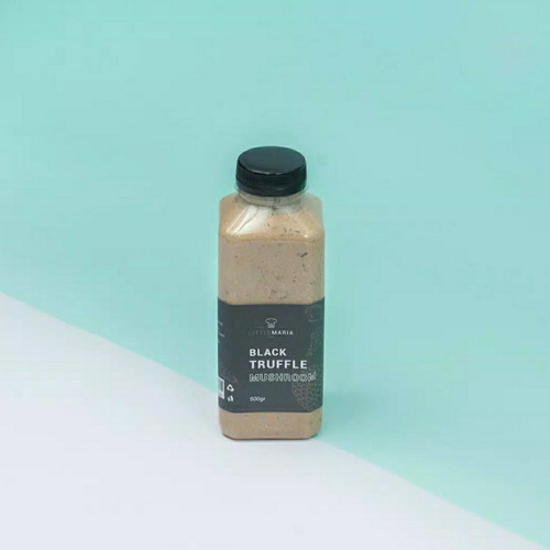 Foto Produk Black Truffle Mushroom Sauce 500gr dari Little Maria Surabaya