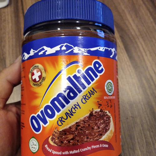 Foto Produk ovomaltine choco crunchy 680 gram dari W2FitHealthy