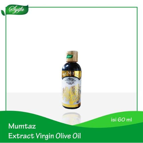 Foto Produk Mumtaz Minyak Zaitun Ekstra Virgin 60ml - Zaitun Oil dari Amanah Herbal Surabaya