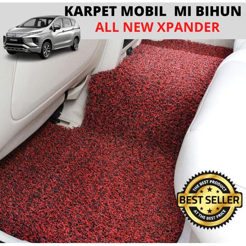 Foto Produk KESET MOBIL / KARPET MOBIL ALL NEW XPANDER (FULL BAGASI)- 2 WARNA - BROWN-BEIGE dari Houseof Carpet