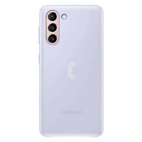 Foto Produk Samsung LED Back Cover S21+ - Violet dari Samsung Mobile Indonesia
