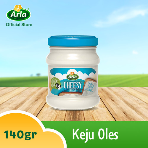 Foto Produk Arla Cheesy Spread Keju Oles 140gr dari Arla Foods