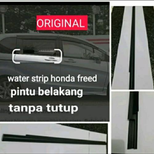 Foto Produk water strip pelipit honda freed origina pintu belakang TANPA TUTUP dari toko#dirumahaja