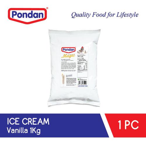 Foto Produk Pondan Ice Cream Vanilla (bulky) dari Pondan Food
