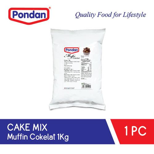 Foto Produk Pondan Muffin cokelat (bulky) dari Pondan Food