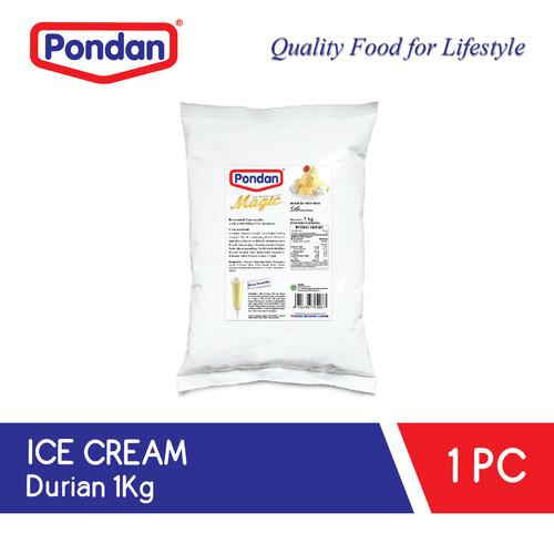 Foto Produk Pondan ice cream durian (bulky) dari Pondan Food