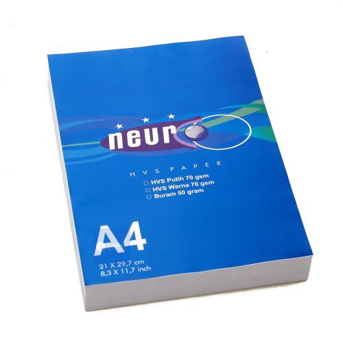 Foto Produk TERMURAH!!! Kertas Fotokopi A4 70 Gram Neuro dari Paper Shop Jkt