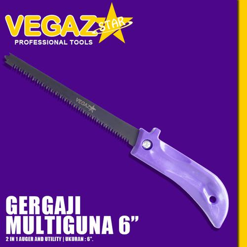 """Foto Produk VEGAZSTAR - Gergaji Multiguna/Wall Board Saw/Gergaji Gypsum 6"""" dari Vegaz-Tools"""