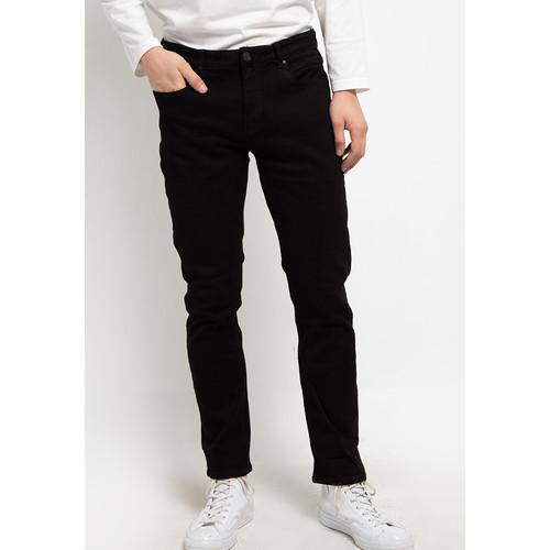 Foto Produk TRIPLE Celana Jeans Slim Fit Super Black (264 828 05 23) - 27 dari Triple Jeans Official