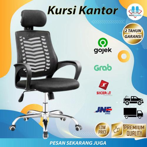 Foto Produk Kursi kantor,kursi gaming,kursi kerja bandung,kursi jaring direktur - Kaki Besi dari Indo Chairs