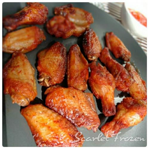 Foto Produk Spicy Chicken Wings | Sayap Ayam 500gr dari lita frozen food