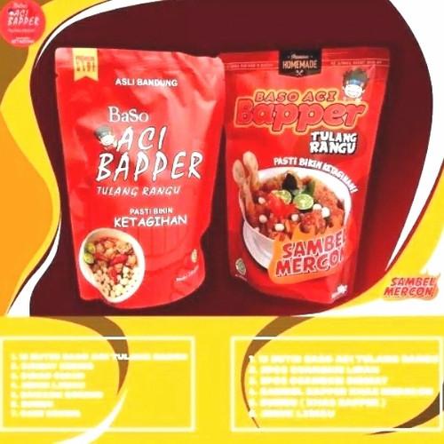 Foto Produk baso aci baper paket reseller (isi 20 bungkus) dari Bawanggorengaby