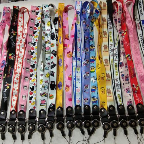 Foto Produk Gantungan tali hp motif gambar dari surabaya acc 2