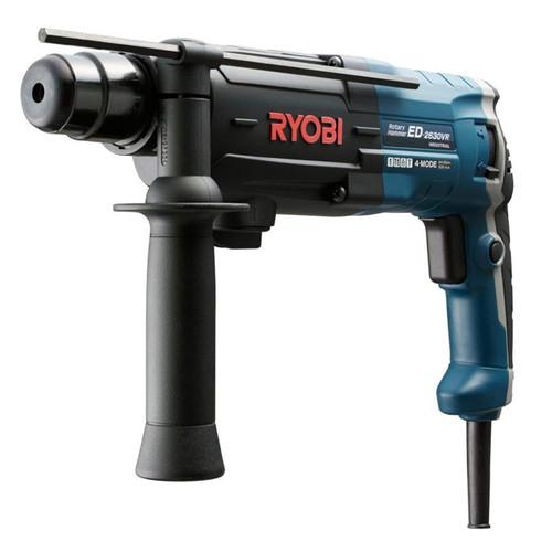 Foto Produk Ryobi ED-2600 Rotary Hammer Drill Bor 26mm 800 Watt dari Palugada Distribusi