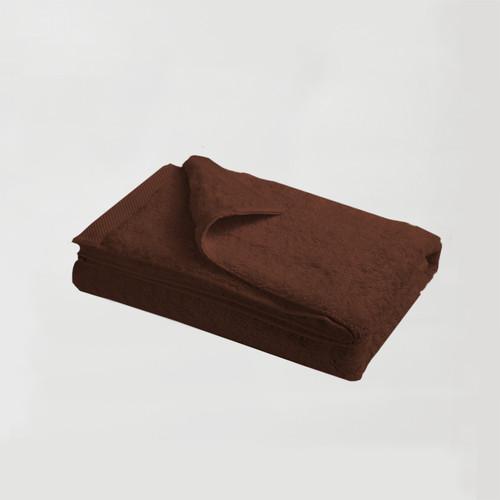 Foto Produk King Rabbit Luxury Hotel Towel / Handuk Mandi uk. 75x140 cm - 4 Color - Brown dari King Rabbit Official