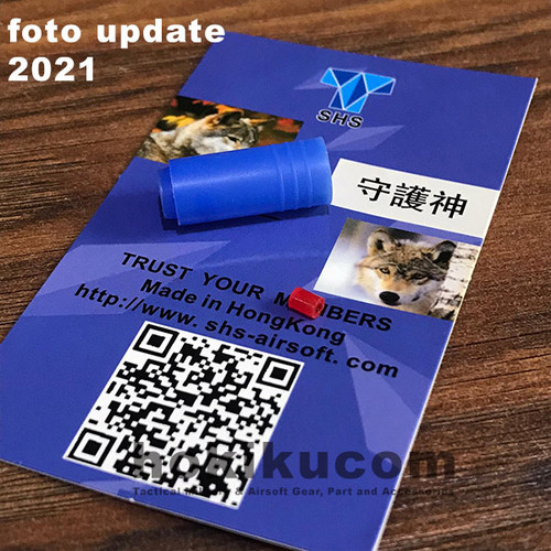 Foto Produk Karet Hop up Rubber SHS 70 Degree dari Hokikucom