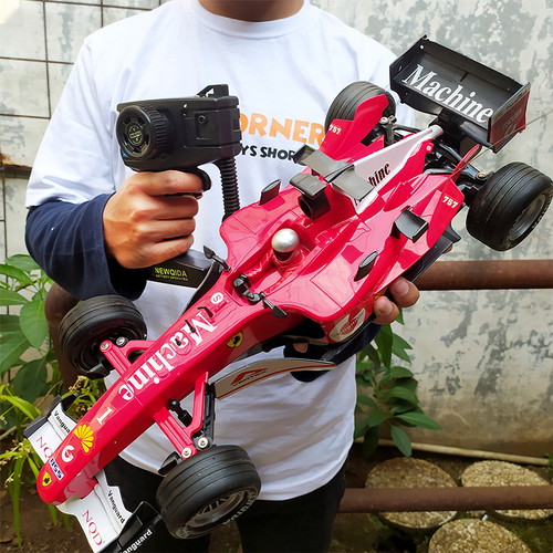 Foto Produk RC F1 FORMULA ONE MOBIL REMOT FORMULA DRIFT - Biru dari TOYSCORNER INDONESIA