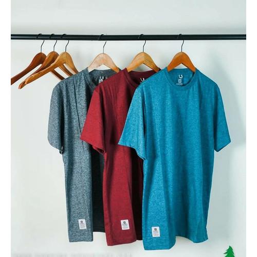Foto Produk Consina kaos siro 01 baju Tshirt oblong polos original - S dari the backpackershop