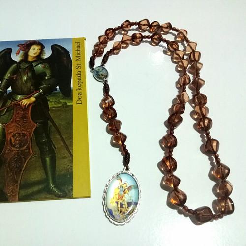 Foto Produk rosario santo michael mikael dari Rosario murah