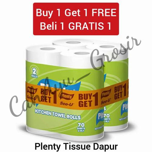 Foto Produk Plenty Kitchen Towel Tissue Dapur dari CahAyu_Grosir