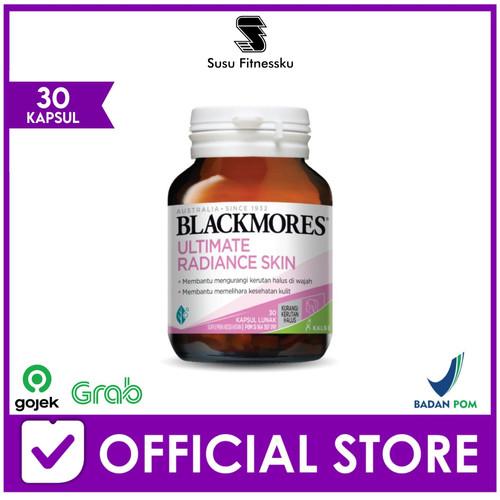 Foto Produk Blackmores Radiance Marine Q10 30 Tablet Collagen dan Antioxidant dari Susu fitnessku