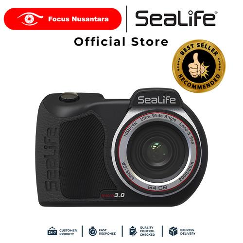 Foto Produk SeaLife Micro 3.0 Digital Underwater Camera dari Focus Nusantara