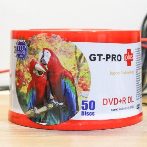 Foto Produk DVD+R GTPRO Plus Double Layer dari PojokITcom Pusat IT Comp
