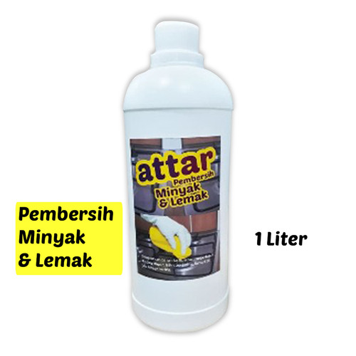 Foto Produk Fat Cleaner - Pembersih Minyak dan Lemak Dapur - 1 Liter dari Tasneem