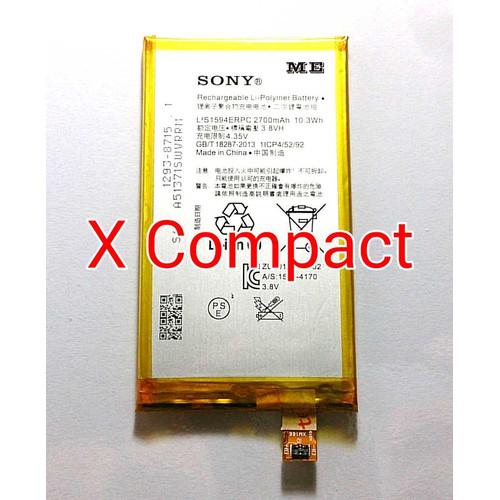 Foto Produk Baterai - Sony Xperia X Compact - F5321 - SO-02J - Docomo dari Benny Astro BNF