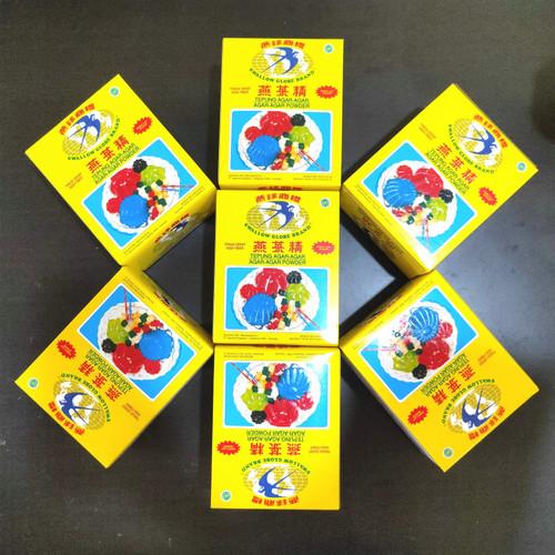 Foto Produk AGAR AGAR SWALLOW GLOBE PLAIN PUTIH 1 BOX - AGAR AGAR SAJA dari Sahabat Anda Semua