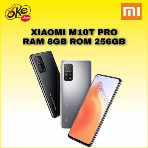 Foto Produk Xiaomi M10T Pro Smartphone (8/256GB) - Silver dari OKESHOP