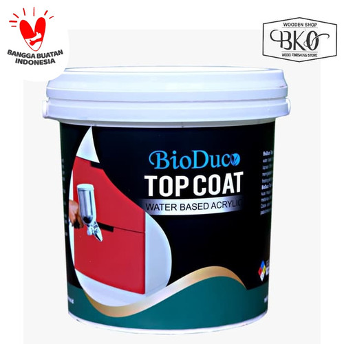 Foto Produk top coat acrylic waterbased FA714 gloss 20kg dari BKO Wooden shop