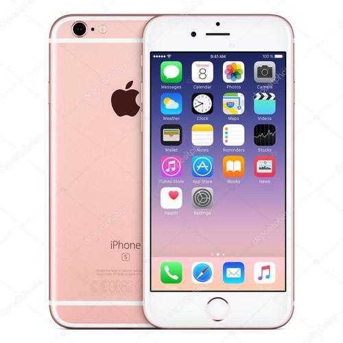 Foto Produk APPLE IPHONE 6S 64GB SECOND LIKE NEW GARANSI 1 TAHUN - ROSE GOLD dari ELEPHONE